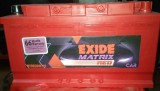 Exide Matrix Red MTREDDIN100